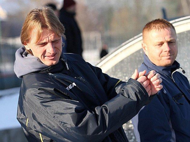 Petr Brabec a Stanislav Hejkal.