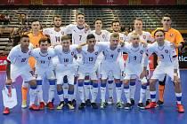 Futsalová reprezentace ČR U21