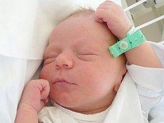 Lukáš Vlček, Železná. Narodil se 27. března 2015. Váha 3,33 kg, míra 49 cm. Rodiče jsou Kateřina Houdková a Jiří Vlček (porodnice Kladno).