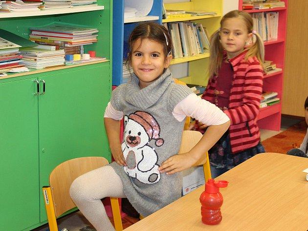 První třída Základní školy Pod Budčí.