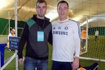 Filip Toncar a John Terry.