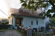 Závada kuchyňského elektrospotřebiče způsobila požár s milionovou škodou.
