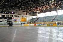 Zimní stadion ve Slaném