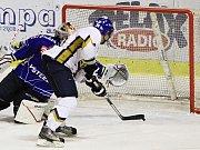 Alpiq Kladno – HC Vítkovice 2:2, 2. utkání předkola play off Noen extraligy, 15.3.2012