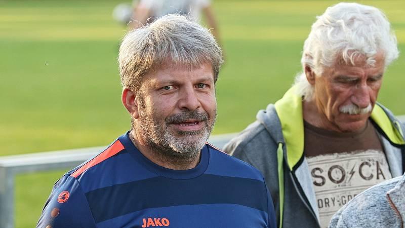 "SK Družec z.s. ""A"" - SK Slavoj Pozdeň ""A"" 0:1 (0:0), OP,   25. 9. 2021"