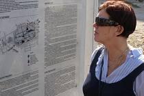 Naučná stezka v bývalé huti Koněv má šest zastavení s informačními panely