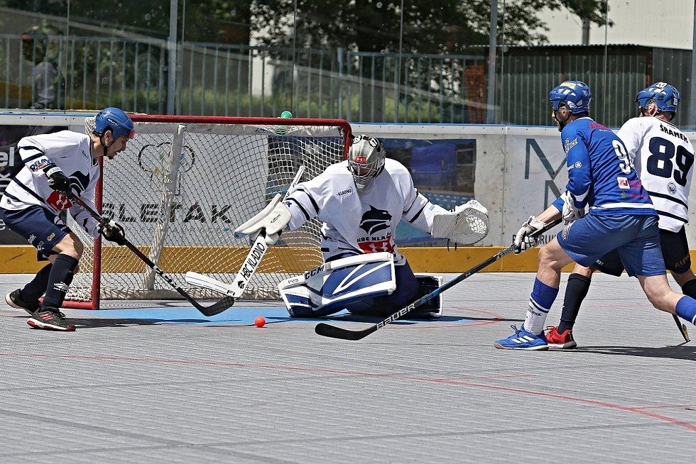 Alpiq Kladno – H.A.K. Pardubice 1:2 p, Autosklo H.A.K. Cup 30. 5. 2020