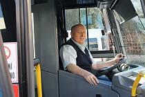 Autobusy kladenského dopravce poháněné plynem jezdí i v ulicích Slaného.