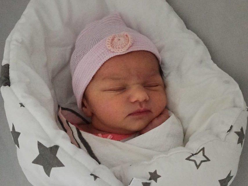 Zuzana Kartňáková, Žabovřesky Narodila se 13. listopadu 2020. Po porodu vážila 3,55 kg. Rodiče jsou Adéla a Václav Kartňákovi. (porodnice Benešov)