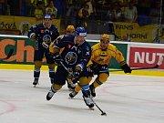 Hokejové Kladno slaví vítězství nad Vsetínem. Kotouč vyváží Nash