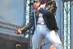 Dny města Kladna - sobota: David Kraus a Gipsy Brothers, Queenie World Queen Tribute Band, Rodrigo Teaser s poctou Michaelu Jacksonovi.