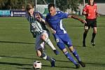 Sokol Hostouň - FC Vysočina Jihlava 1:6 (1:4), MOL CUP , 4. 9. 2019