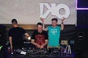 DJ Lucca ve slánském Grandu.