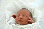 JAKUB ORAVEC, KLADNO. Narodil se 24. března 2018. Po porodu vážil 2,98 kg a měřil 46 cm. Rodiče jsou Edita Oravcová a Radim Oravec. (porodnice Kladno)