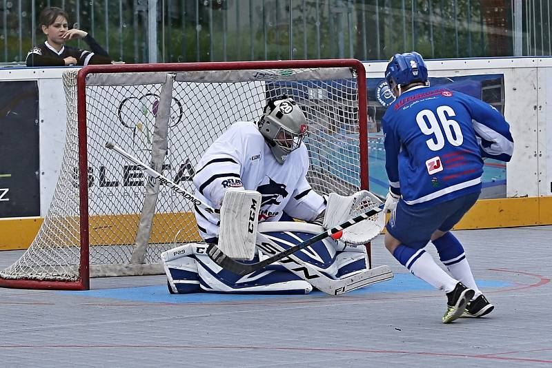 Alpiq Kladno – HBC Autosklo  H.A.K. Pardubice 1:2 p, Autosklo H.A.K. Cup 30. 5. 2020