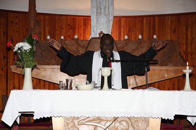 Bohoslužba se konala o Štědrý den od 16 hodin.