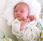 ELIŠKA LUNGMAJEROVÁ, KLADNO. Narodila se 15. června 2017. Váha 3,39 kg. Rodiče jsou Tereza Pavlíčková a René Lungmajer (porodnice Kladno).