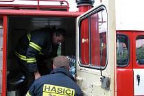V Žilině uspořádali humanitární sbírku pro obec Markvartice na Děčínsku, kde řádila povodeň. Dobrovolní hasiči s materiální pomocí na Děčínsko vyjíždějí ve čtvrtek 16. července v pět hodin ráno.