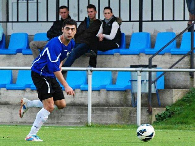Vasil Jalaghonia ukázal, že na góly čich má.