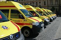 Záchranáři dostali nové sanity.