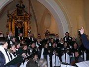 Koncert ve Družci podpoří opravu věže kostela.