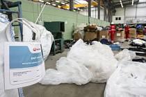 V Kladně zahájilo provoz nové zařízení pro recyklaci plastů a hliníku.