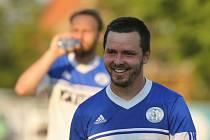 Antonín Holub // Sokol Hostouň - Slovan Velvary 1:2, Divize B, 21. 5. 2017