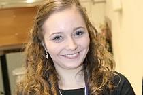 DRUHÉ MÍSTO V MLÁDEŽNICKÉ KATEGORII jednotlivců získala v anketě Nejúspěšnější sportovec Slaného 2013 šestnáctiletá Patricie Klapalová.