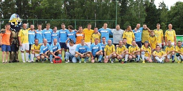 Oslavy 100let fotbalu SK Doksy.