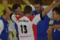 Budou mít volejbalisté Kladna po duelu se silnými Budějovicemi důvod k radosti?