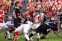 SK Kladno  - Slavia Praha 2:1