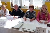 Volby na Kladensku začaly.
