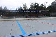 Kladenská hokejbalová aréna má za sebou nutnou rekonstrukci.
