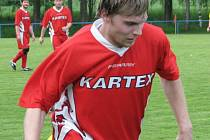 Braškovský Tomáš Tichý dal dva góly, to bylo málo.