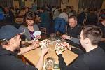 Novoroční turnaj v karetní hře Lóra odehráli ve Třebichovicích.