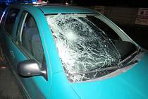 Kdo za nehodu může, nyní vyšetřují policisté.