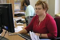 V evidenci Úřadu práce v Kladně bylo v říjnu 7213 lidí.