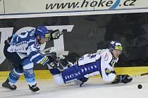 Kometa Brno - Kladno 3:0. Drtina Kvapila zastavil, ale domácí forvard duel rozhodl.