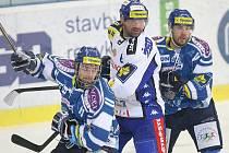Kometa Brno - Kladno 3:0. Dopitu okleštili Mrázek s Kallou.