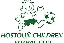 Logo hostouňského turnaje.