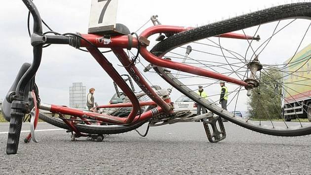 I takhle může dopadnout jízda na kole pod vlivem alkoholu.