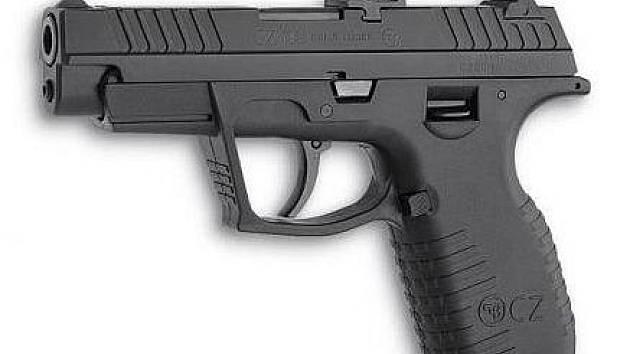 Krátká střelná zbraň