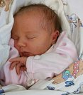 ANNA BURANTOVÁ, KLADNO. Narodila se 15.3. ve 14.34. Vážila 3,48 kg a měřila 49 cm. Rodiče Michala a Václav Burantovi. (porodnice Slaný).