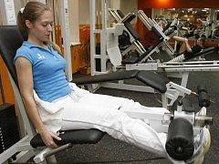 fitness, ilustrační foto