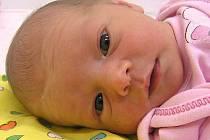Gwyneth Kate Ulrich, Slaný, 20.6.2011, váha 2,73 kg, míra 48 cm, rodiče  Lenka a Milan Ulrich  (porodnice Slaný)