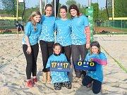 Skvělá děvčata z Vavřince pomohla se zajištěním Destro Cupu.