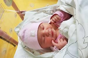 NELA ŽIŽKOVÁ, SLANÝ. Narodila se 10. prosince 2018. Po porodu vážila 3,69 kg a měřila 54 cm. Rodiče jsou Jana a Jan Žižkovi. (porodnice Slaný)