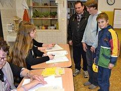 2.kolo senátních voleb na Kladensku