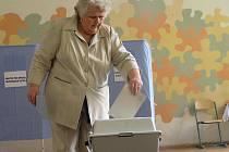 Kladenští vzali volby zodpovědně, přišla jich víc jak polovina