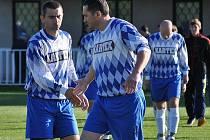 Borci Braškova, vlevo Nachtigal, vedle Tomáš